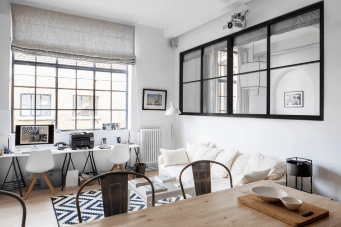 1001  Ideas de decoracin de interiores en estilo nrdico