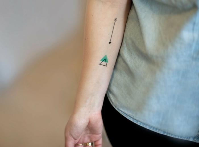Tatuajes Geometricos Minimalistas