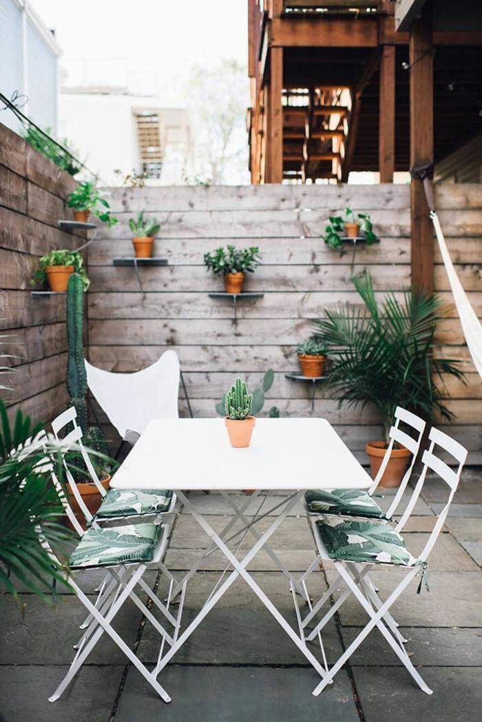 Decoracion de terrazas pequenas decorasi for Decoracion de la pared de la terraza
