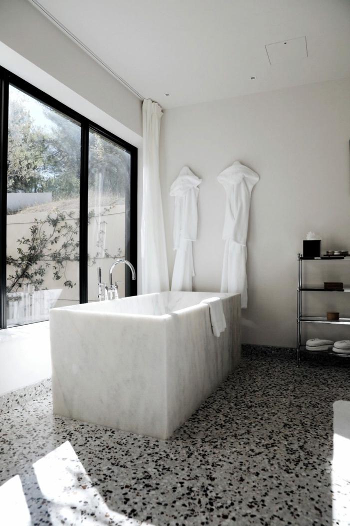 1001  ideas de decoracin de baos blancos modernos