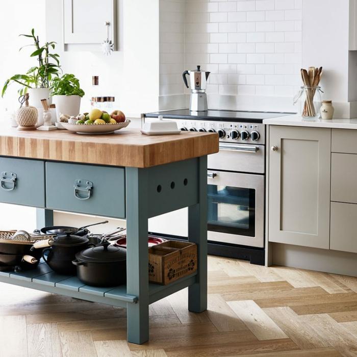 1001  ideas de decoracin de cocinas pequeas con isla