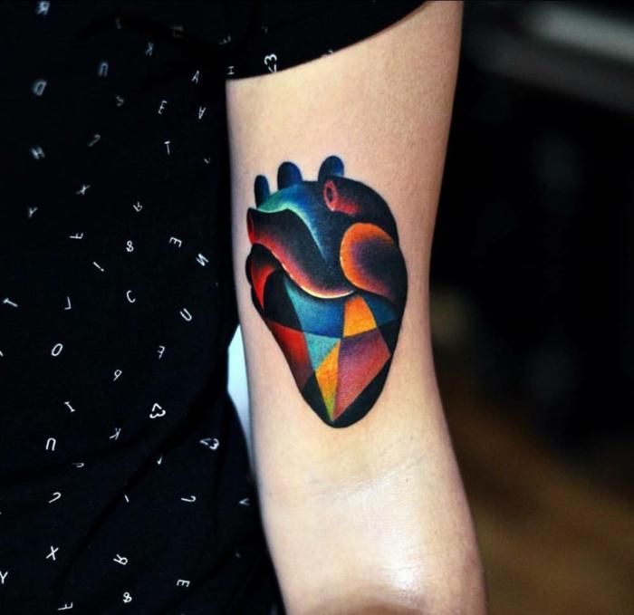 1001 Ideas De Diseños De Tatuajes De Corazones