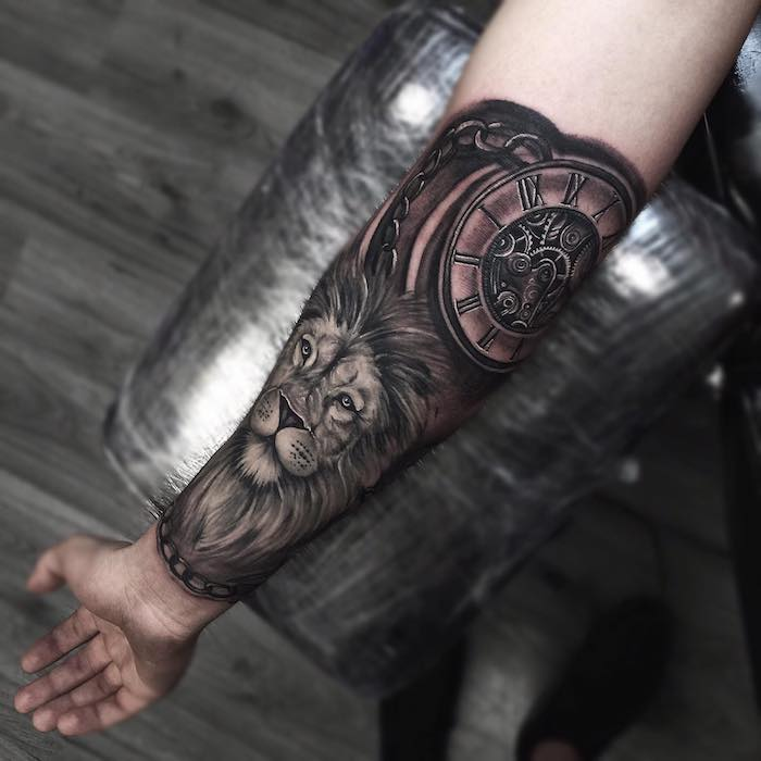 1001 Ideas De Tatuaje Antebrazo Para Hombres Y Mujeres