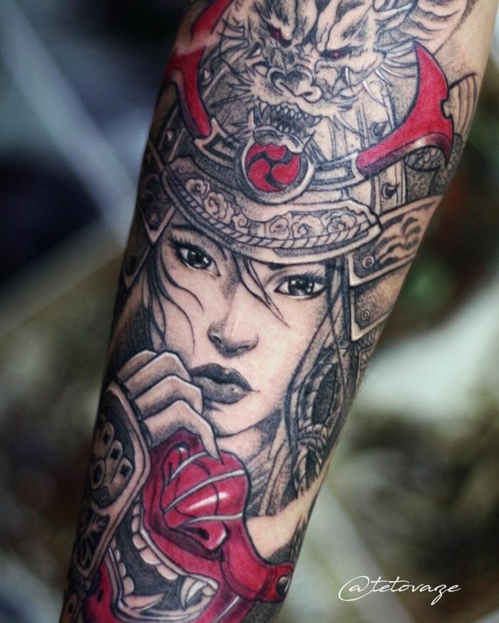 1001 Ideas De Tatuajes Japoneses En Bonitas Imagines