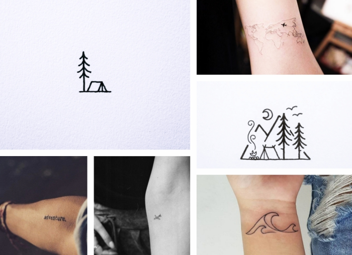 1001 Ideas De Tatuajes Elegantes Y Discretos En Imagines