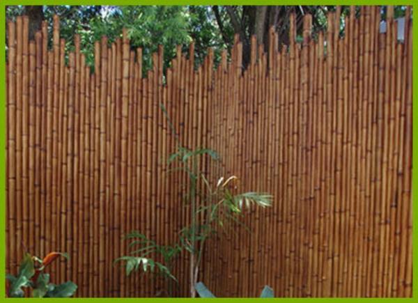 Cloture Bambou Jardin Japonais - Décoration de maison idées de ...