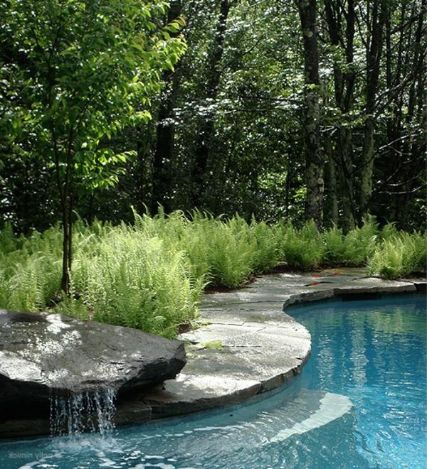 Cascade et fontaine de jardin  69 dco pour les moments de relaxe
