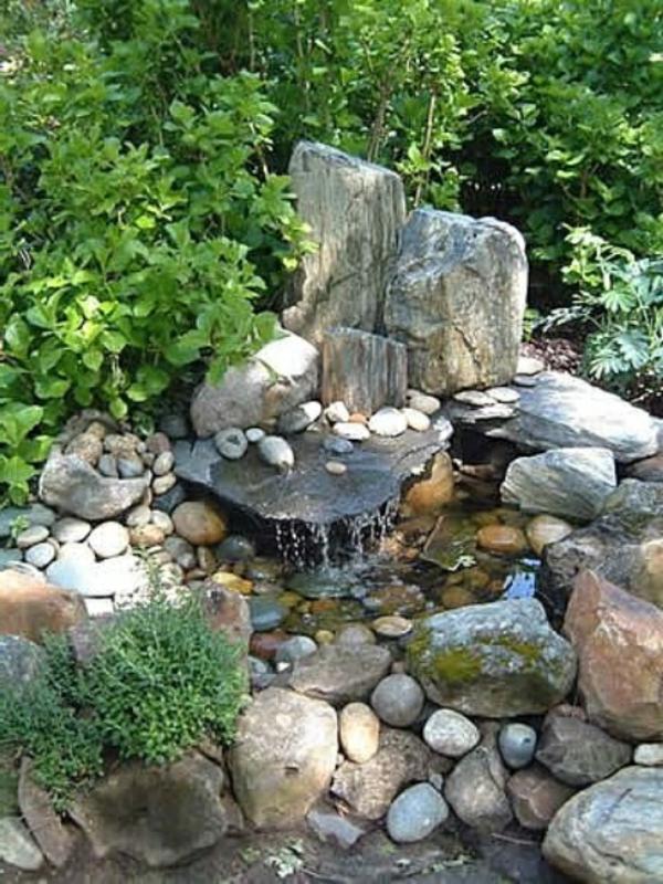 Garden Decoration Elements