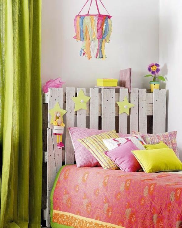 Rcup Palettes 34 Chambres Coucher La Tte De Lit