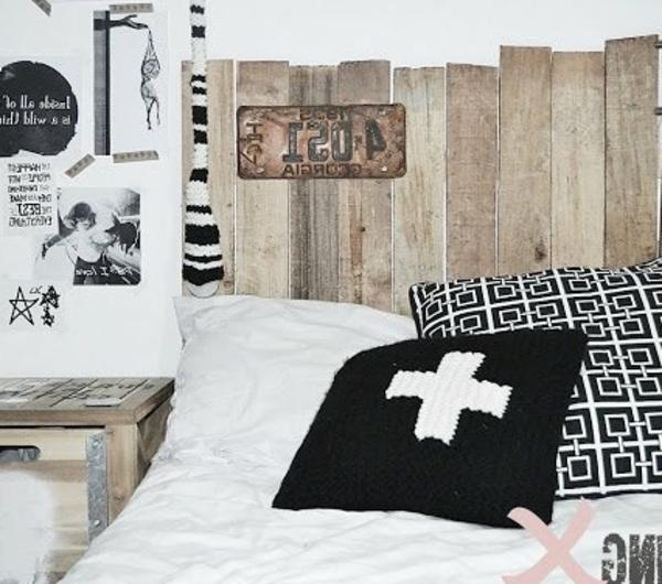 Tete De Lit Rustique Maison Design
