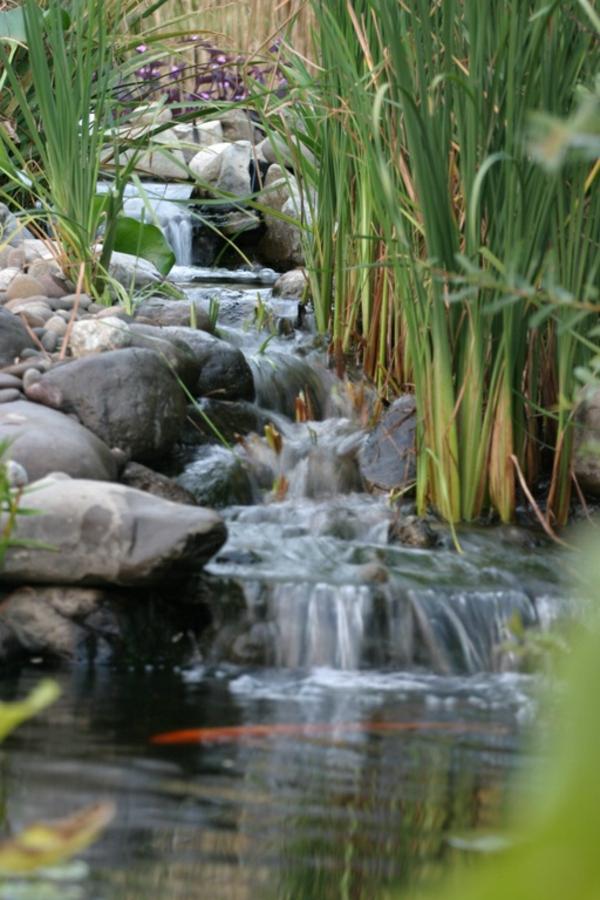 Cascade et fontaine de jardin  69 dco pour les moments de relaxe  Archzinefr