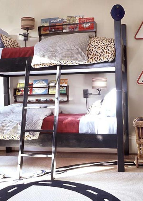 Chambre Garcon Theme Voiture Dcoration Deco Chambre