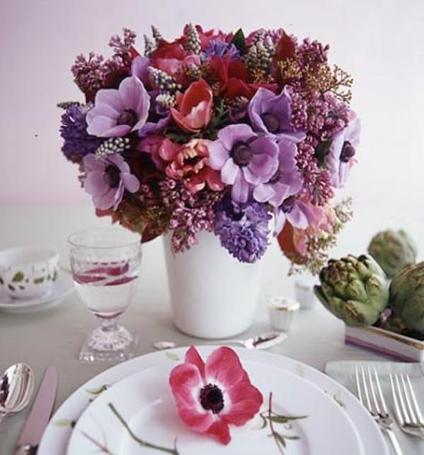Comment faire une composition florale originale