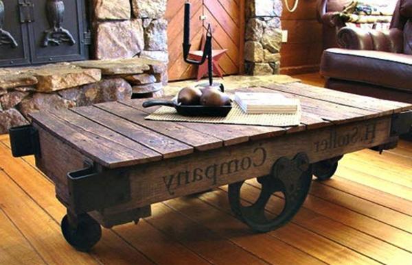 Comment Fabriquer Une Table Basse En Palette Archzinefr