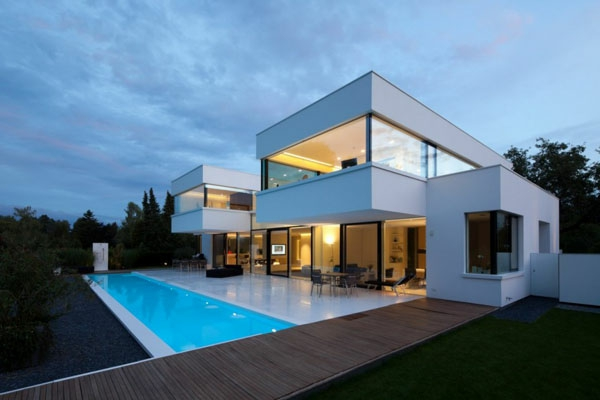 Archi Maison Moderne