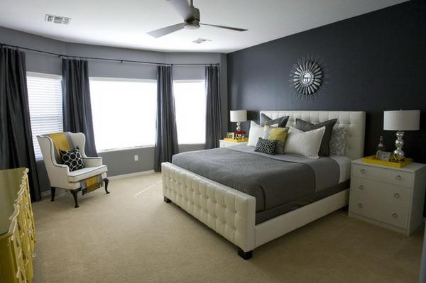 20 ides fascinantes pour dcoration de chambre  coucher pour homme  Archzinefr