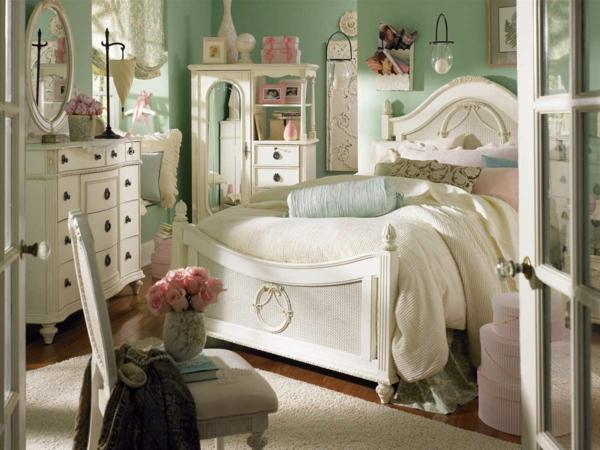Les meubles vintages comme un accent romantique  Archzinefr
