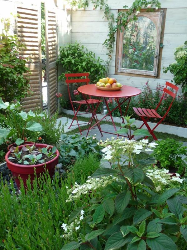 Jardin dt  dcorations de plantes et fleurs