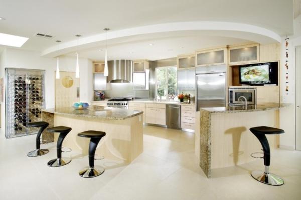 plateau cuisine design