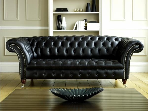 Le Canap Cuir Vintage Le Chic Et Le Fabuleux Confort