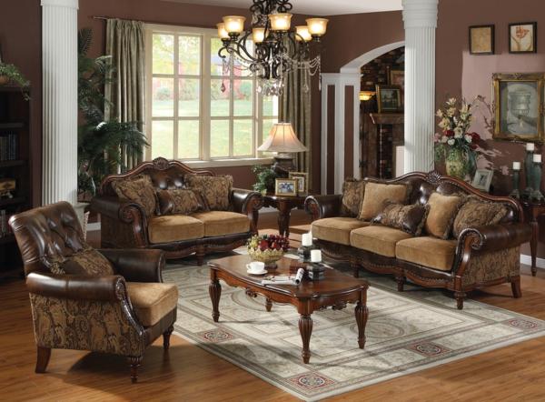 Canape Salon Bois - Design per la casa e idee per la ...