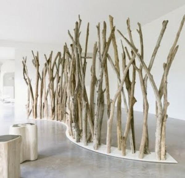 La dcoration en bois  des ides et des exemples inspirantes  Archzinefr