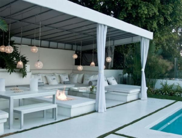 La dcoration terrasse extrieur  des ides pour rafrachir et embellir votre coin prfr