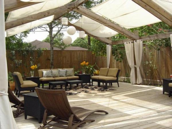 Tonnelle De Jardin Delamaison - Décoration de maison idées de design ...