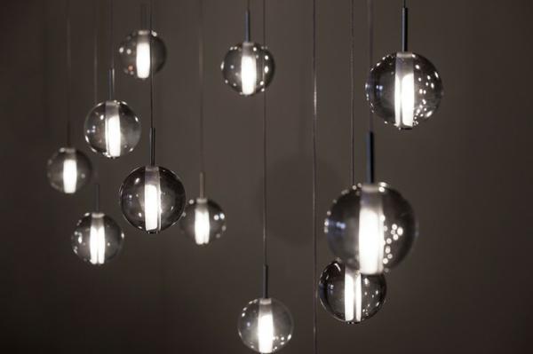 Quelques Ides Brillantes Avec Un Luminaire Suspendu