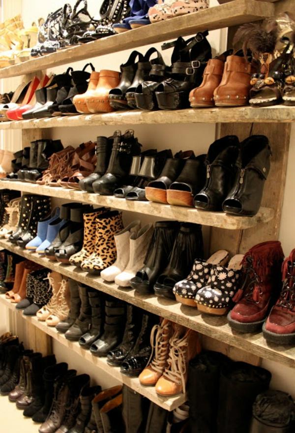 Le meuble chaussure design organise de petites expositions pratiques chez vous  Archzinefr