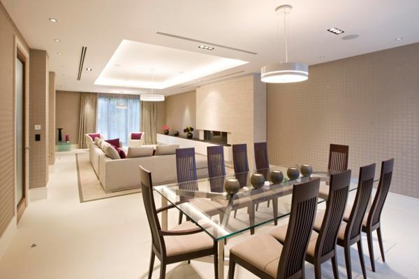 La salle  manger moderne qui vous donne envie de rver  Archzinefr