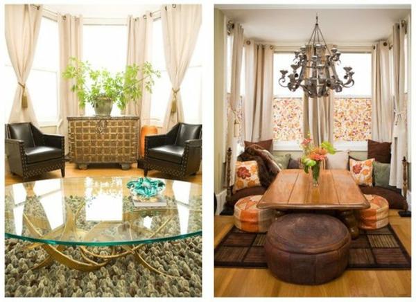 La dcoration salon marocain  la symbiose entre tradition et modernisme  Archzinefr