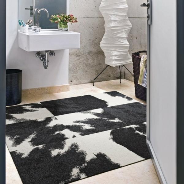 tapis de bain originaux sont ravissants