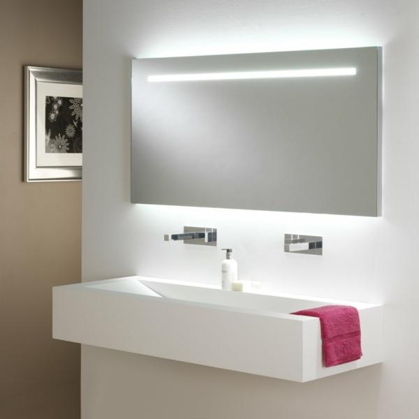 Ides d clairage de miroir pour la salle de bain  Archzinefr