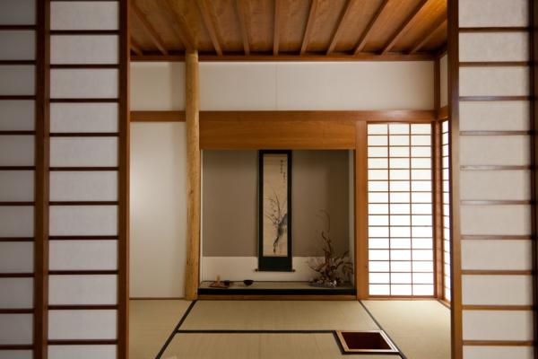 Une cloison japonaise  du style et de lintimit dans lintrieur  Archzinefr