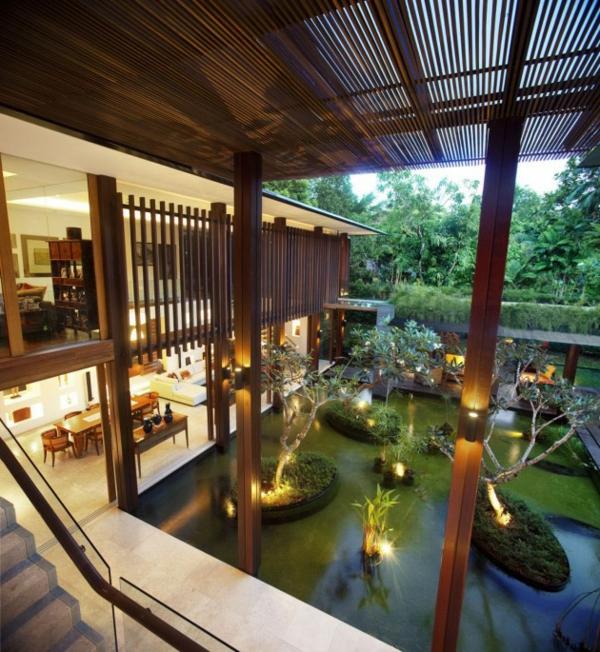 Idee Deco Jardin Pour Fete - Décoration de maison idées de design d ...