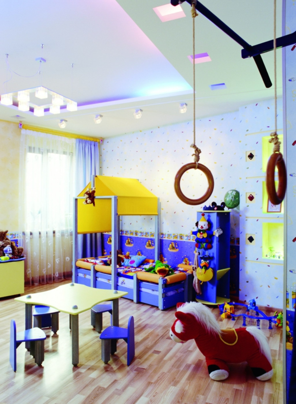 La dco chambre enfant  douce et amusante  Archzinefr