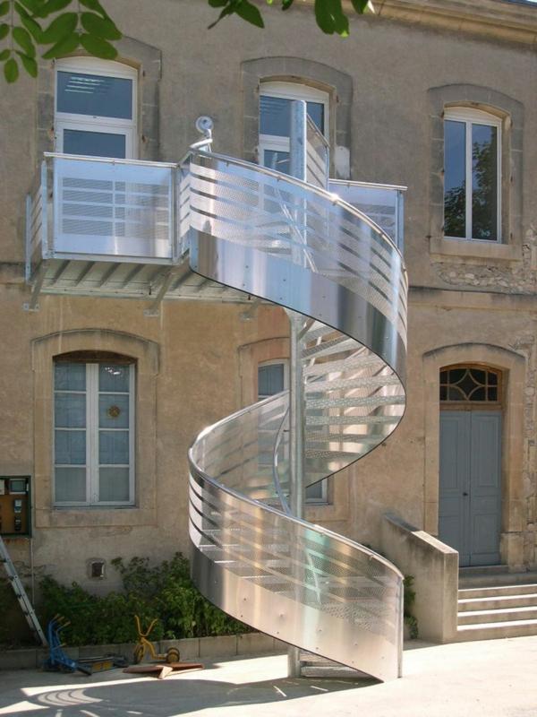 Un escalier en colimaon  des ides pour relooker votre intrieur  Archzinefr
