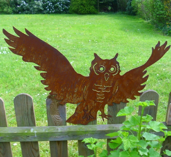 Un objet en fer ou mtal rouill peut tre la dcoration parfaite pour votre jardin  Archzinefr