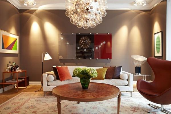 Une ide dco de salon moderne est une inspiration pour limagination  Archzinefr