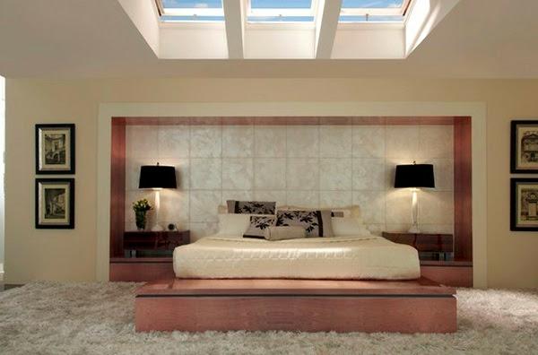 Le tapis de sol pour la chambre  coucher
