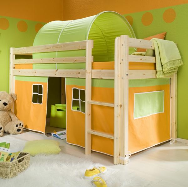 Un lit d enfant original  Archzinefr