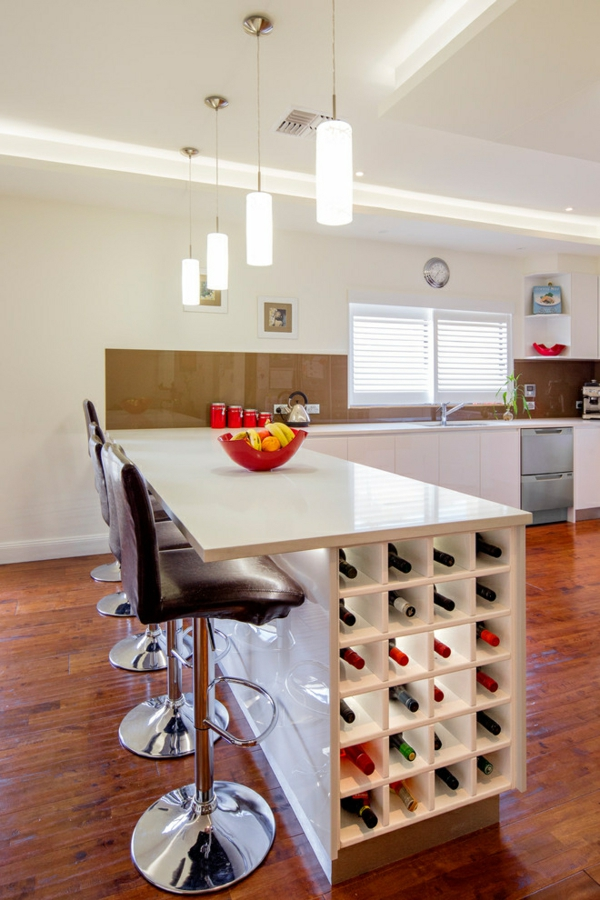 table haute de cuisine et tabouret