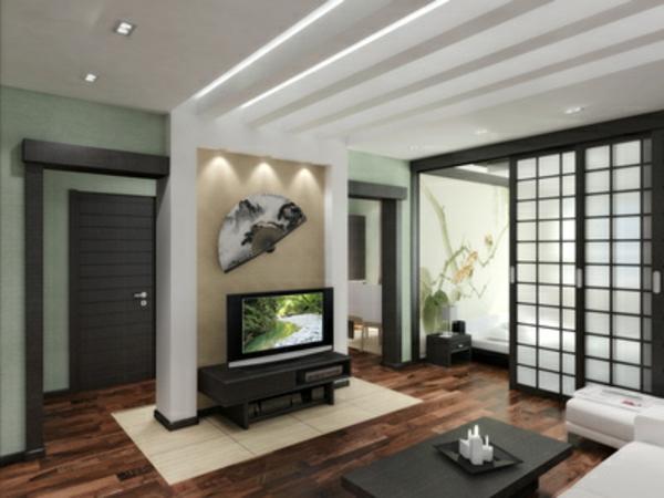 Japanese Interior Living Room