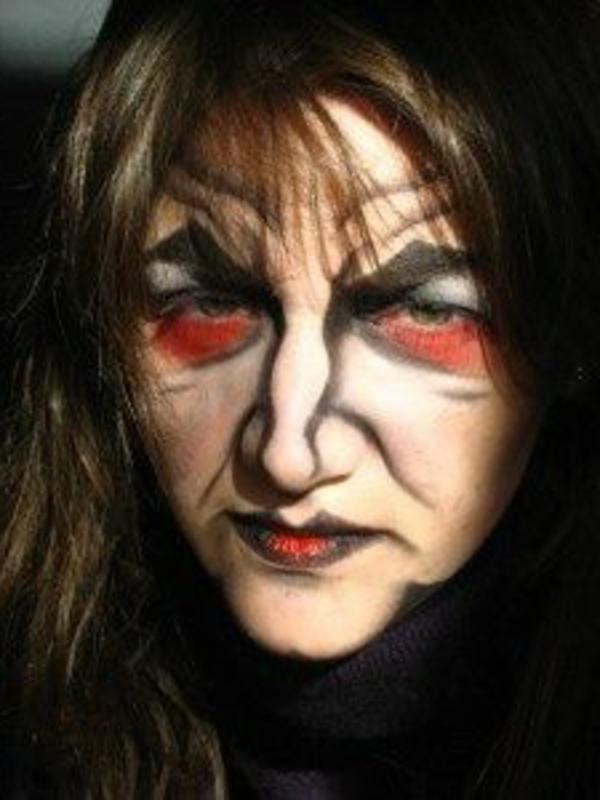 Comment Faire Un Maquillage De Sorcire De Halloween