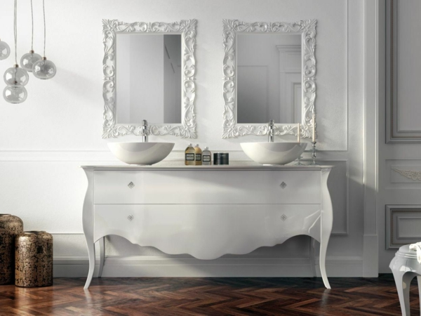 Le lavabo  double vasque pour votre salle de bains  Archzinefr