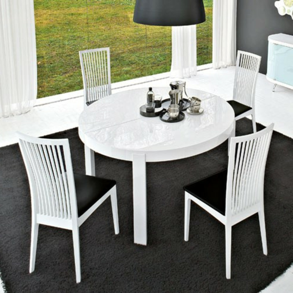 Table Ronde Cuisine Design