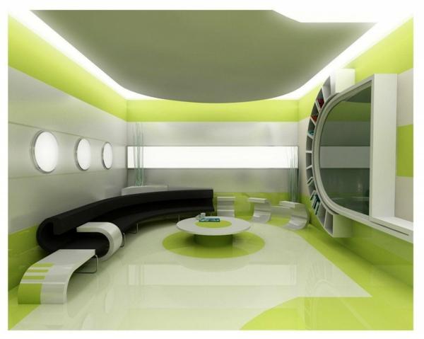 Le meuble design futuriste  Archzinefr