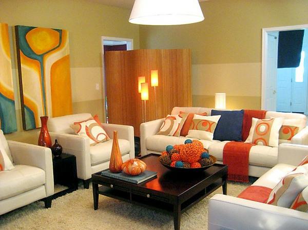 apartment therapy living room arrangements modern elegant designs la salle de séjour en beige - archzine.fr