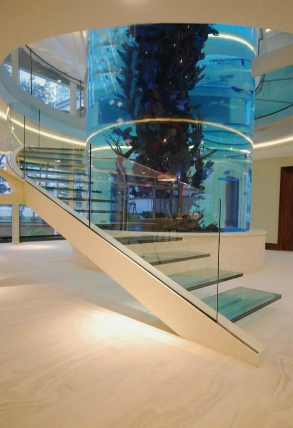 L aquarium meuble dans la dco  Archzinefr